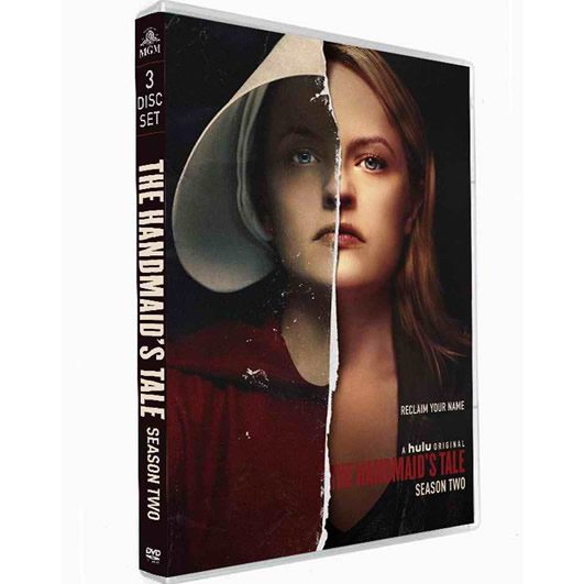 DVD sales uk the handmaid's tale season 2