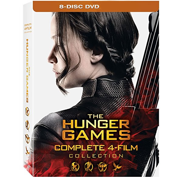 dvd sales uk the hunger games on dvd