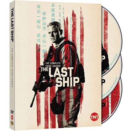 DVD sales uk the last ship season 3