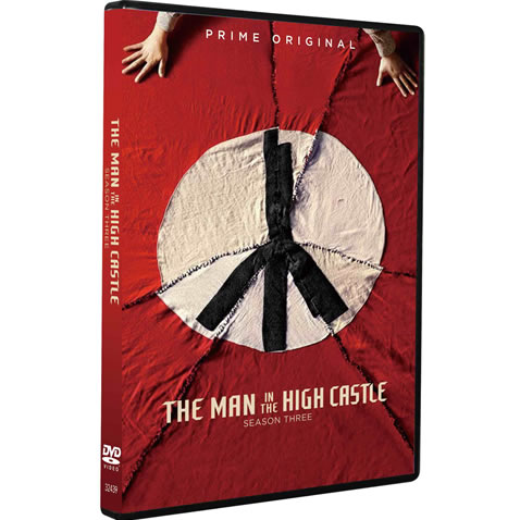 DVD sales uk the man in the high castle season 3