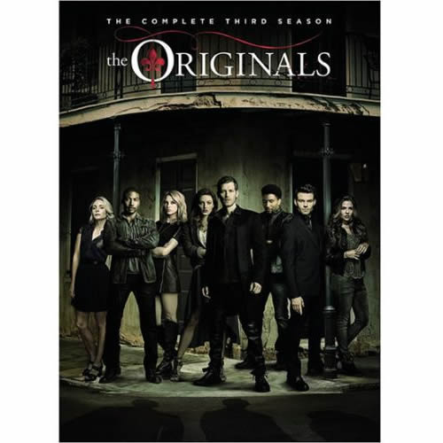 DVD sales uk the originals season 3