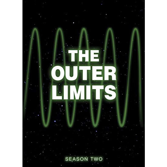DVD sales uk the outer limits season 2