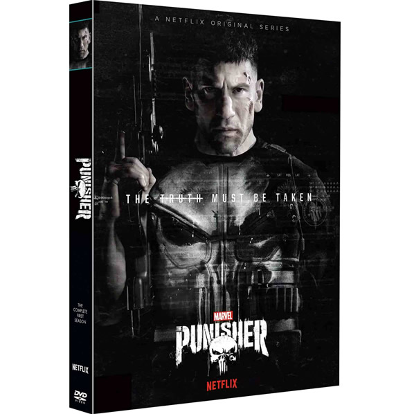 DVD sales uk the punisher season 1