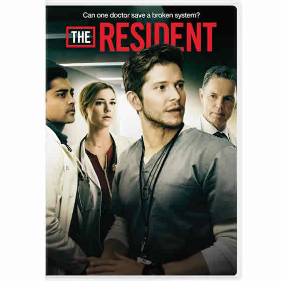DVD sales uk the resident season 1