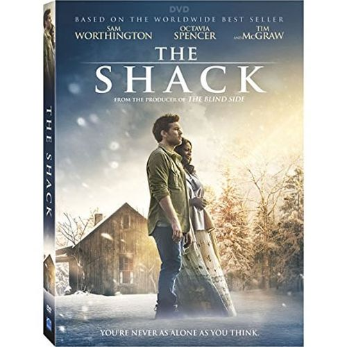 dvd sales uk the shack on dvd
