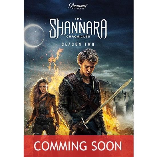 DVD sales uk the shannara chronicles season 2