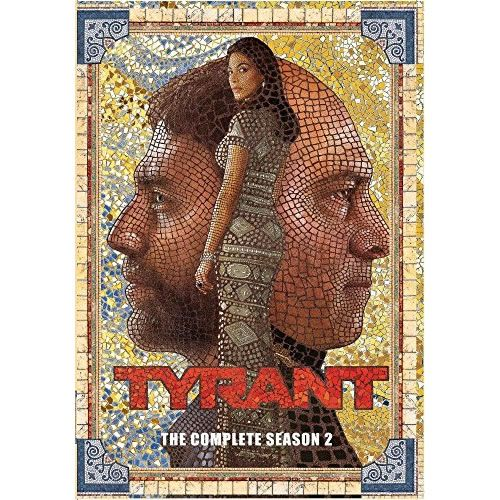 DVD sales uk tyrant season 2