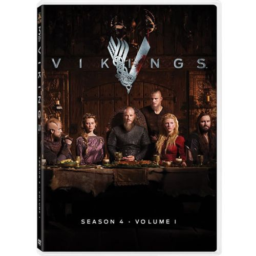 DVD sales uk vikings season 4 part 1