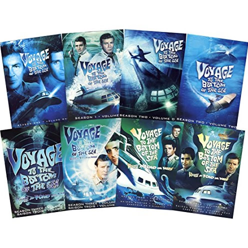 buy dvd box set uk voyage to the bottom of the sea