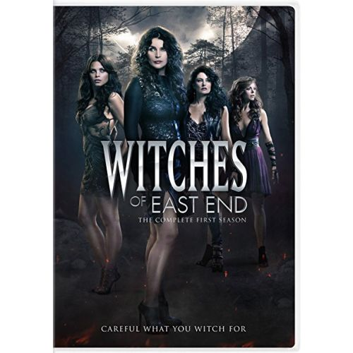 DVD sales uk witches of east end season 1