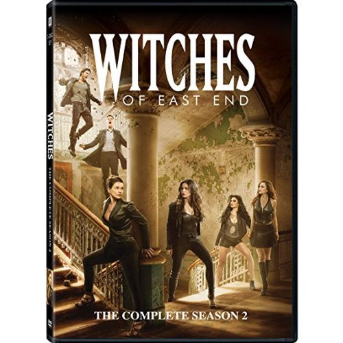 DVD sales uk witches of east end season 2