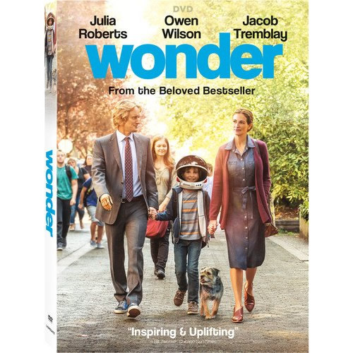 dvd sales uk wonder on dvd