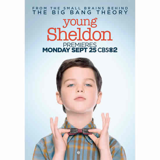 DVD sales uk young sheldon season 1