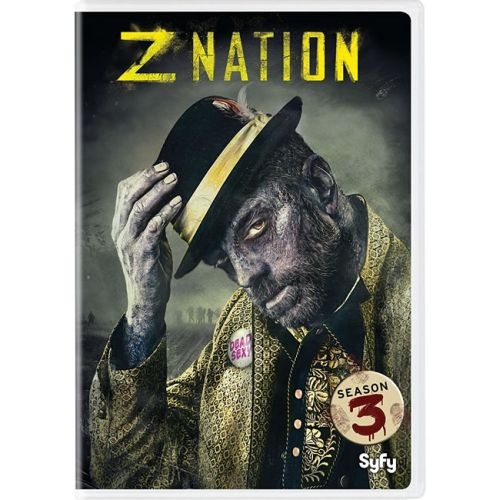 DVD sales uk z nation season 3