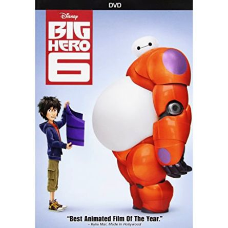 anime dvd uk big hero 6