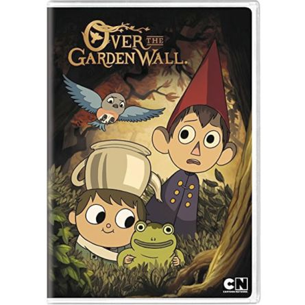 anime dvd uk cartoon network over the garden wall