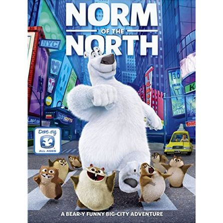 anime dvd uk norm of the north