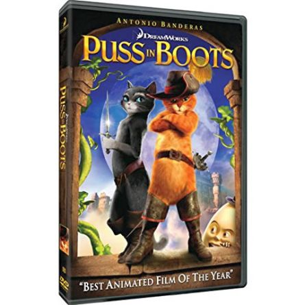anime dvd uk puss in boots