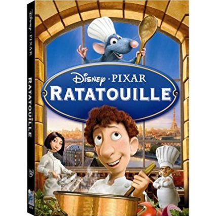 anime dvd uk ratatouille