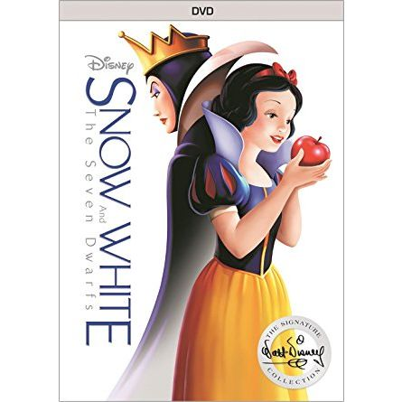 anime dvd uk snow white and the seven dwarfs