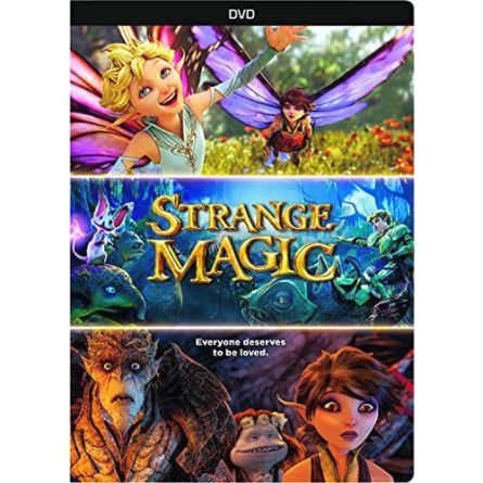 anime dvd uk strange magic
