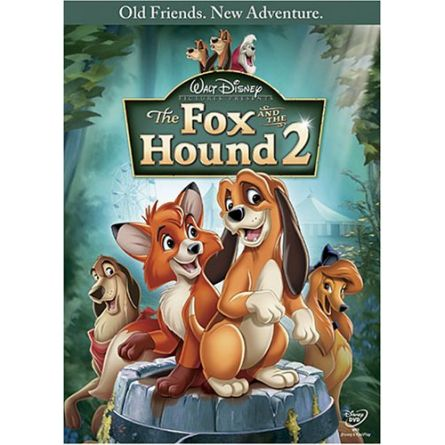 anime dvd uk the fox and the hound 2