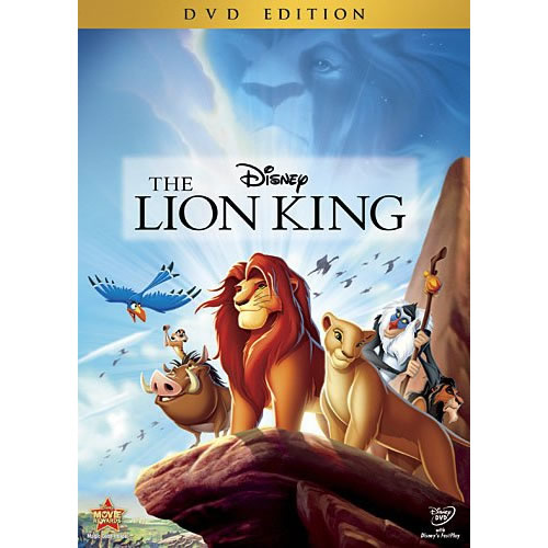 anime dvd uk the lion king