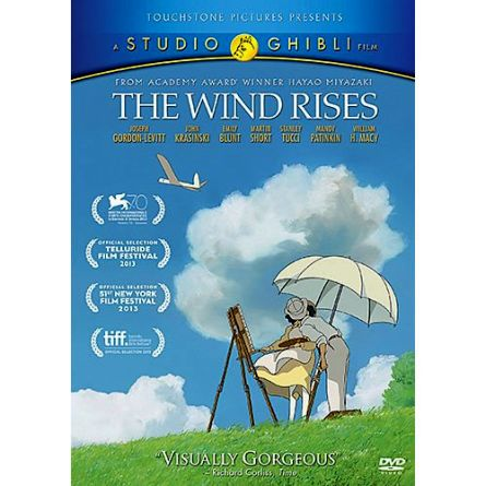anime dvd uk the wind rises
