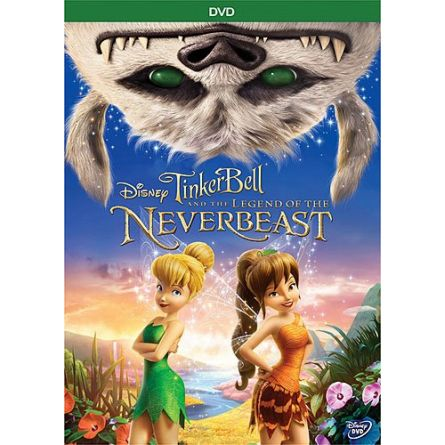 anime dvd uk tinker bell and the legend of the neverbeast
