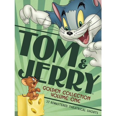 anime dvd uk tom jerry golden collection vol 1
