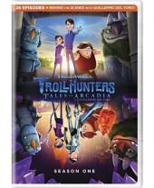 anime dvd uk trollhunters
