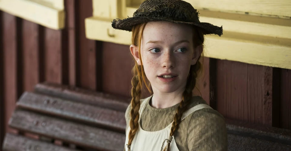 Netflix's Anne Trailer: Welcome Back to Green Gables