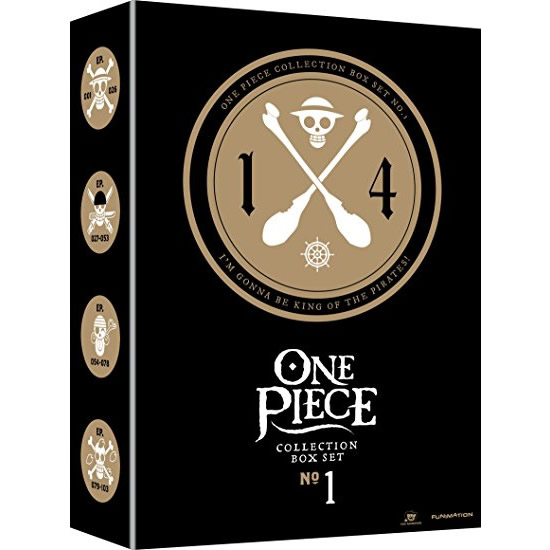 anime dvd uk one piece collection box set no 1