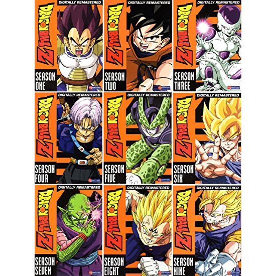 dragonball-z-complete-series-1-9