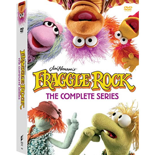 fraggle-rock-complete-series