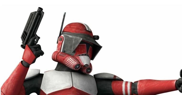 Star Wars: 5 Best Clone Commanders From The Clone Wars