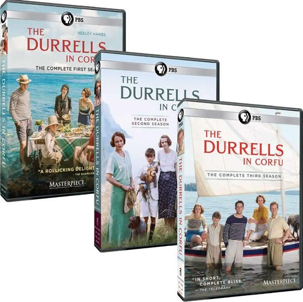 The Durrells: Complete Series 1-3