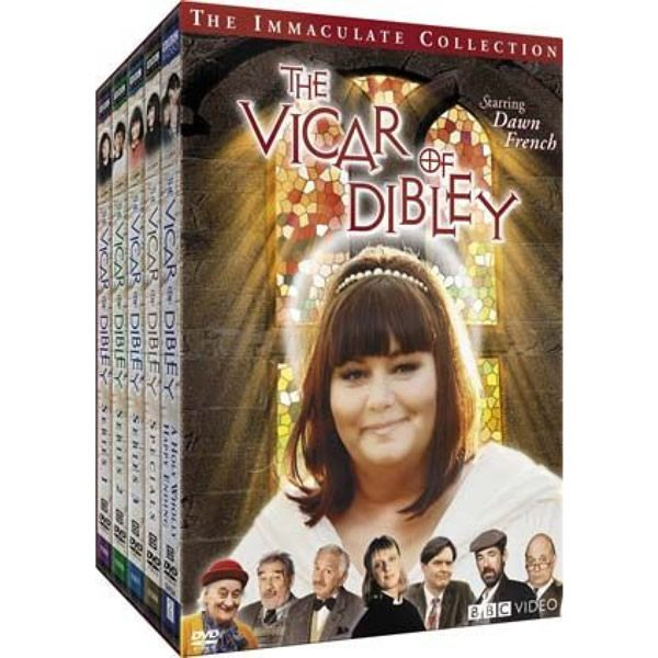 the-vicar-of-dibley-the-immaculate-collection-dvd