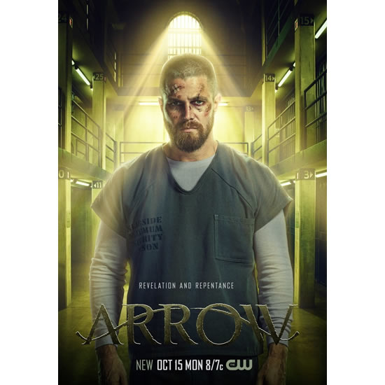 DVD sales uk arrow season 7