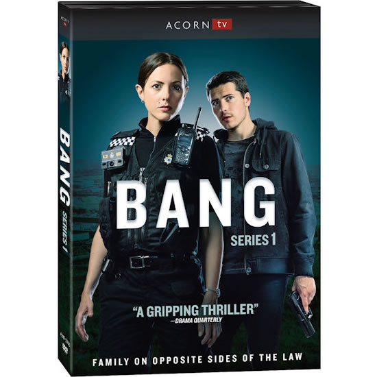 DVD sales uk bang season 1