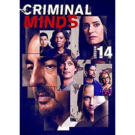 DVD sales uk criminal minds season 14