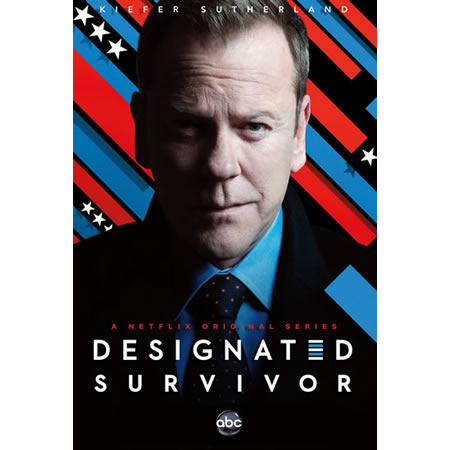 DVD sales uk designated survivor season 3