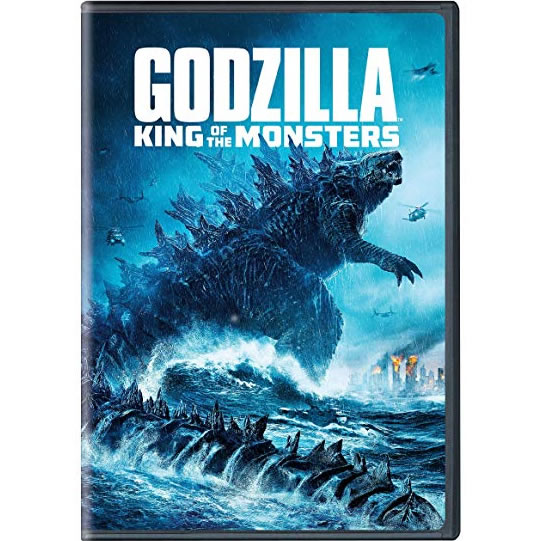 dvd sales uk godzilla: king of the monsters on dvd