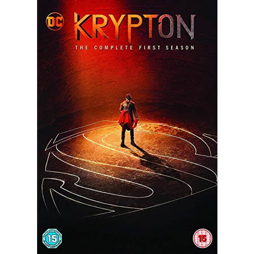 DVD sales uk krypton season 1