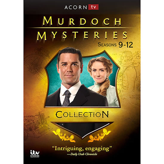 dvd sales uk murdoch mysteries