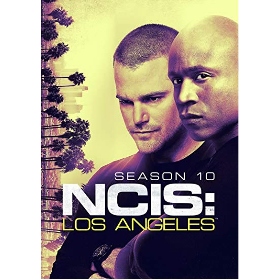 DVD sales uk ncis: los angeles season 10