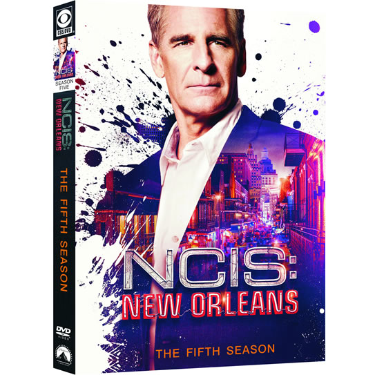 DVD sales uk ncis: new orleans season 5