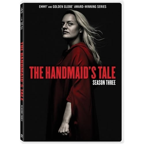 The Handmaid's Tale - Season 3 on DVD