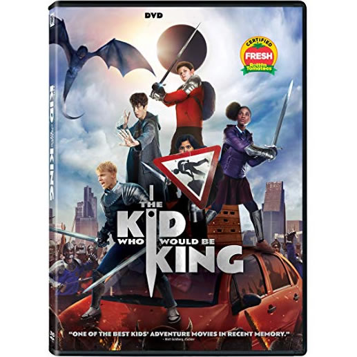 dvd sales uk the kid who would be king on dvd