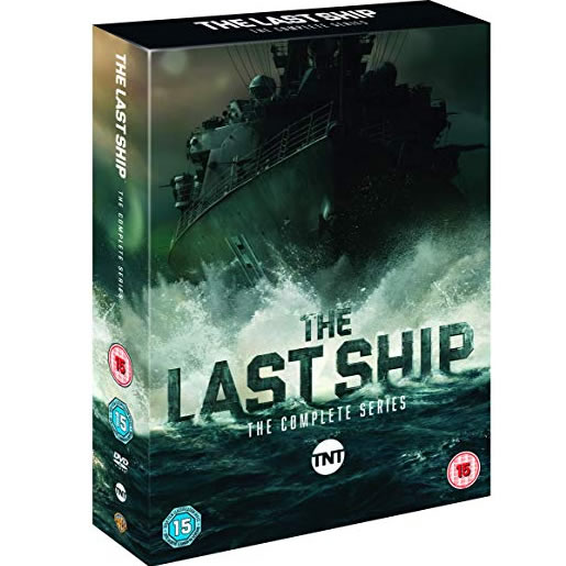 DVD sales uk the last ship season 1-5